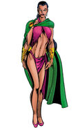 Lady Lotus (Earth-616) from All-New Official Handbook of the Marvel Universe Update Vol 1 2 0001