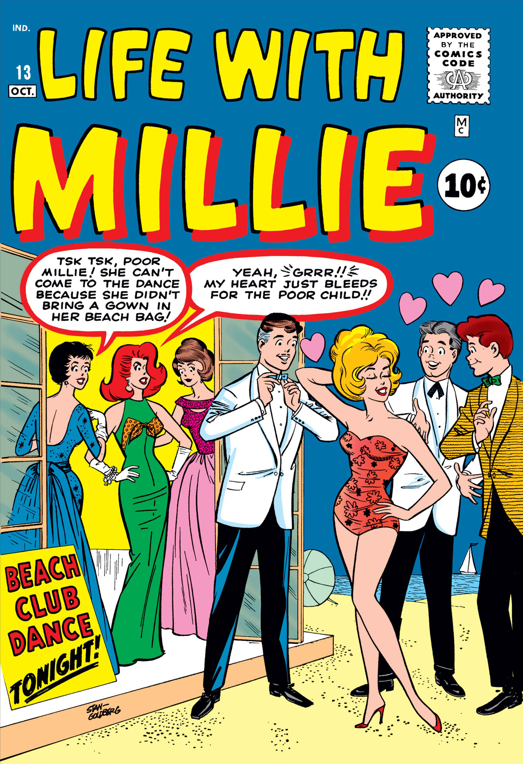 Life With Millie Vol 1 13