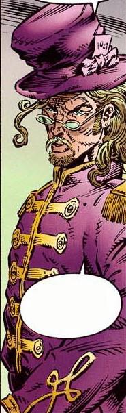 Major Jones (Earth-928)