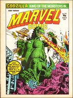 Marvel Comic Vol 1 333