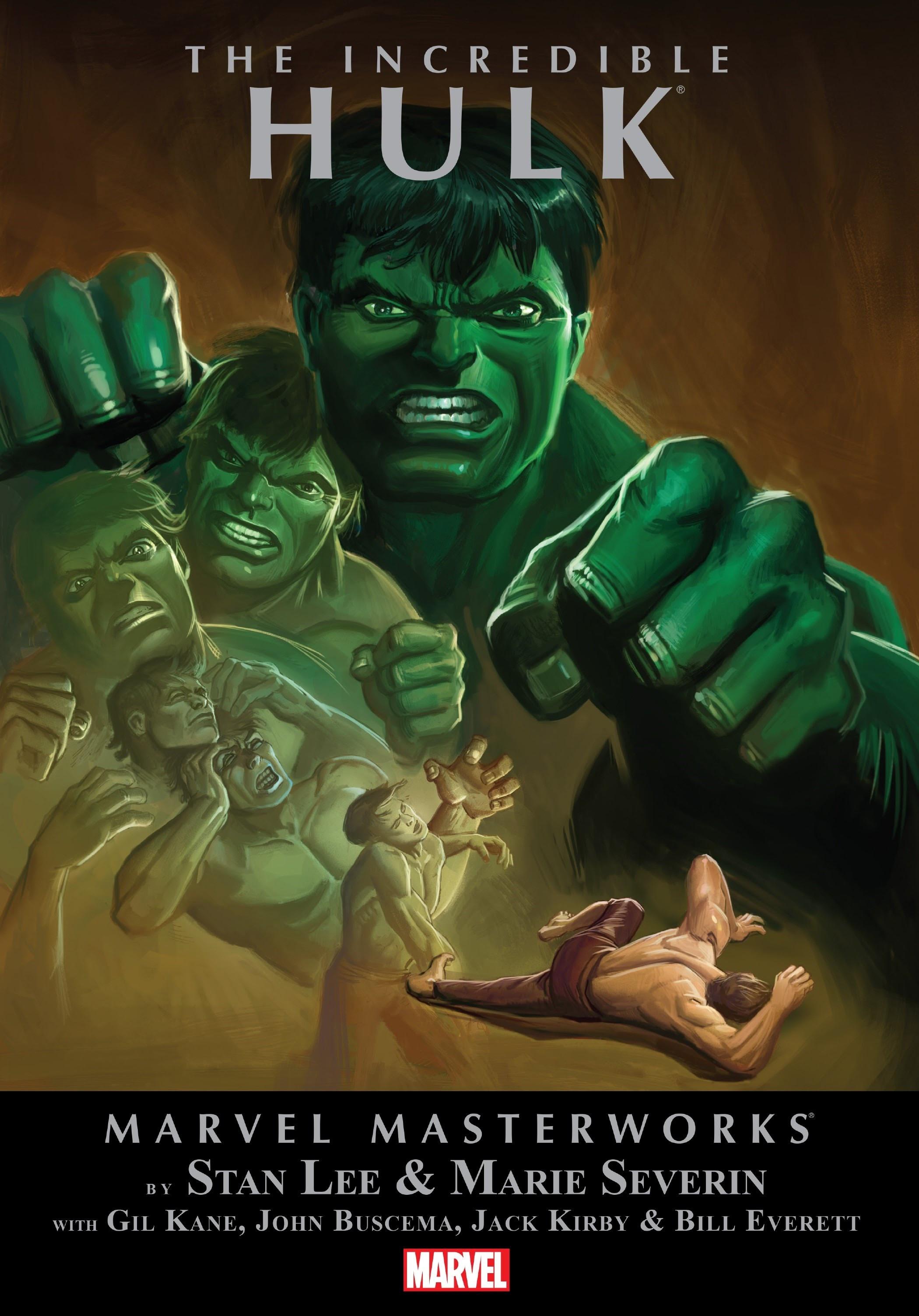 Marvel Masterworks: Incredible Hulk Vol 1 3