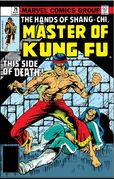 Master of Kung Fu Vol 1 79
