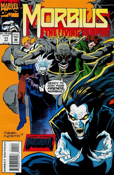 Morbius: The Living Vampire Vol 1 11