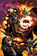 New Avengers Vol 1 54 Textless