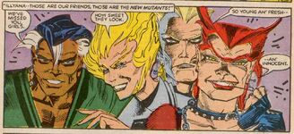 New Mutants (Earth-8510)