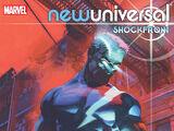 Newuniversal: Shockfront Vol 1 1