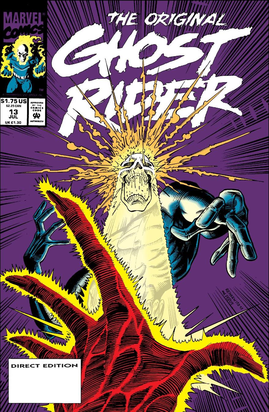 Original Ghost Rider Vol 1 13