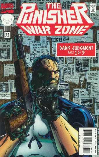 Punisher: War Zone Vol 1 38