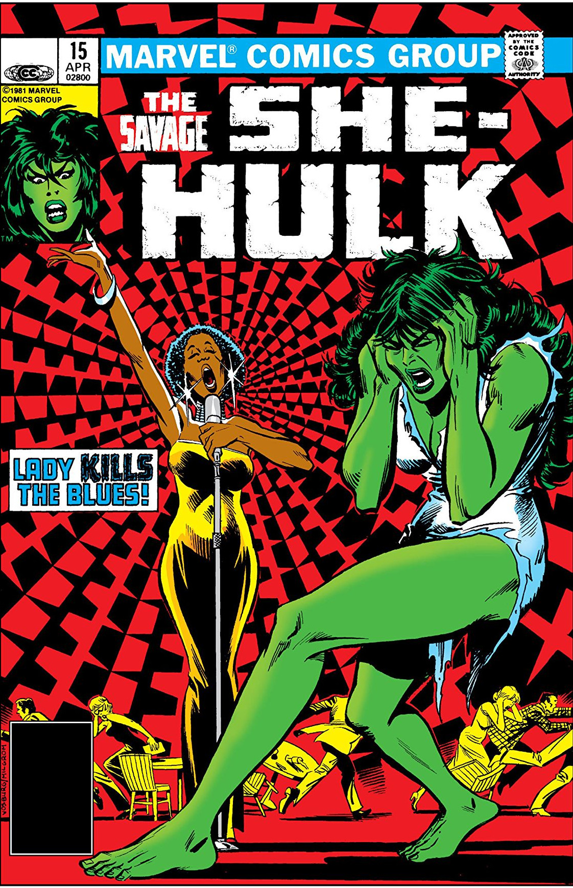 Savage She-Hulk Vol 1 15