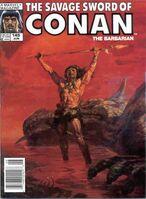 Savage Sword of Conan Vol 1 149
