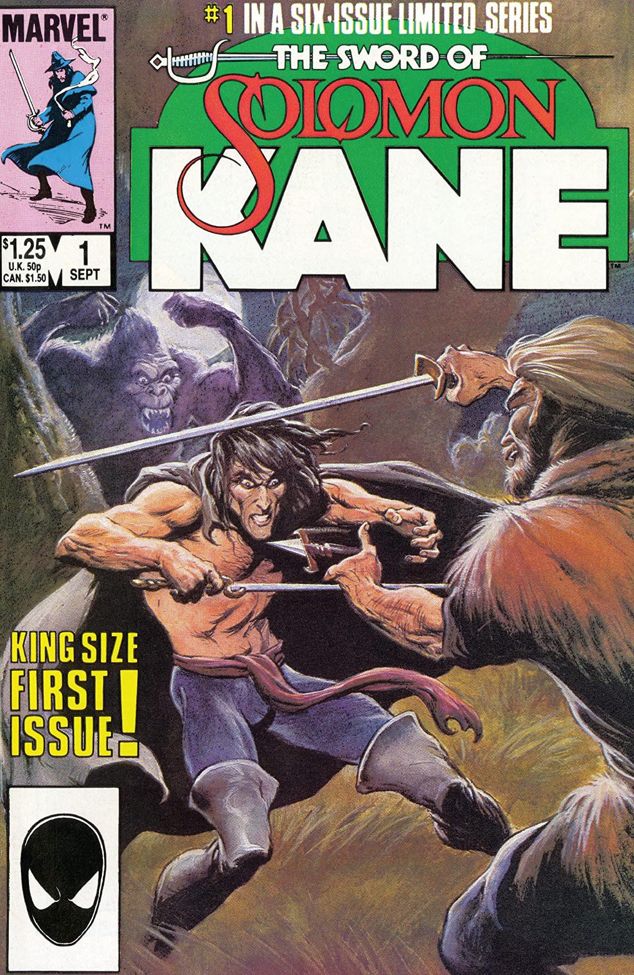 Solomon Kane Vol 1 1