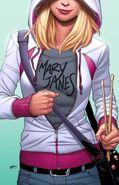 Spider-Gwen Vol 2 6 Women of Power Variant Textless