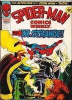 Spider-Man Comics Weekly Vol 1 156