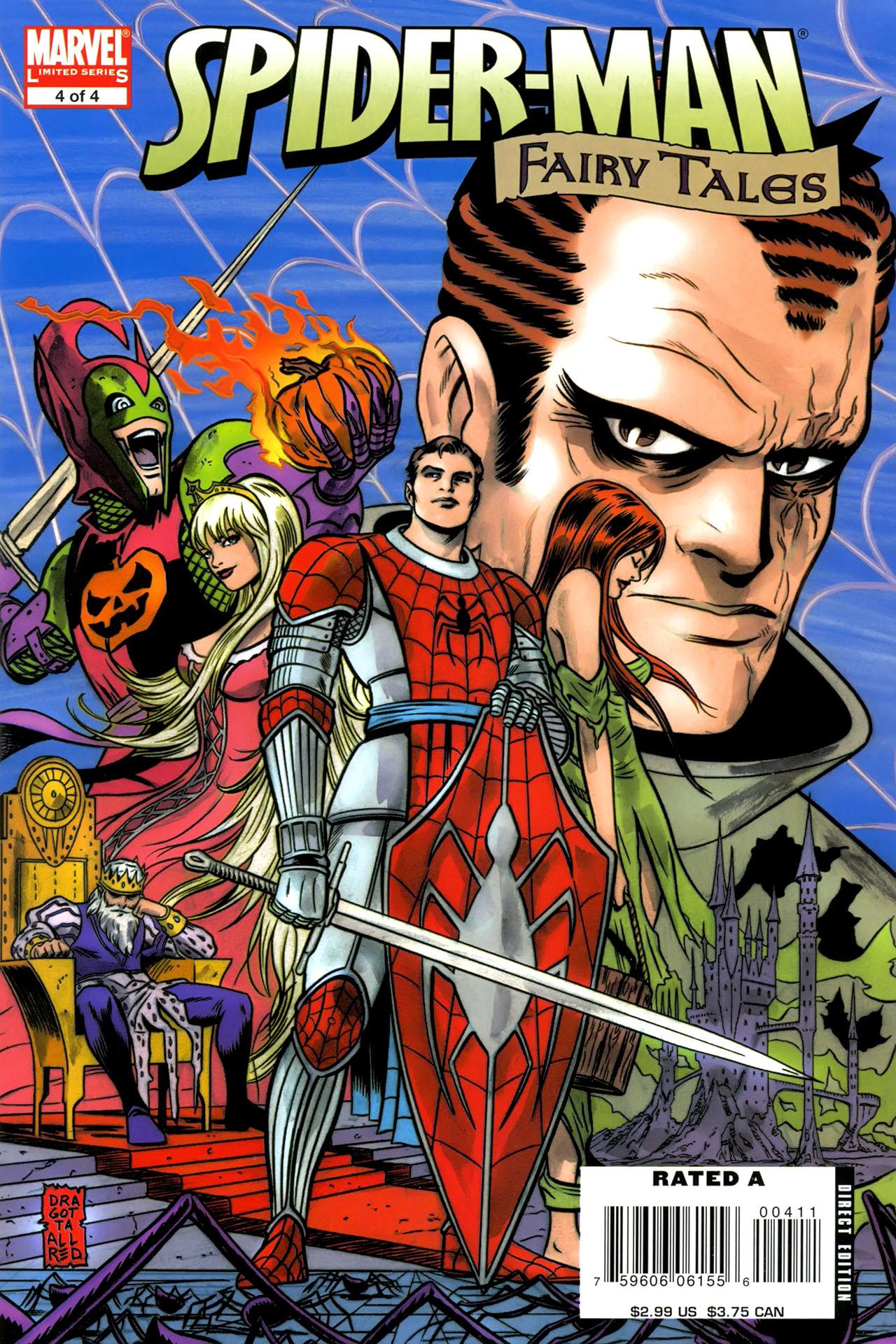 Spider-Man: Fairy Tales Vol 1 4