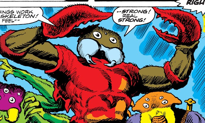 Strongman (Spider-Squad) (Earth-616)