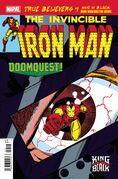 True Believers King in Black - Iron Man Doctor Doom Vol 1 1
