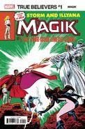 True Believers X-Men - Magik Vol 1 1