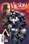 Venom First Host Vol 1 1