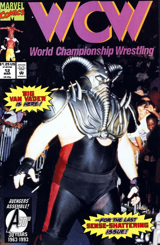 WCW World Championship Wrestling Vol 1 12