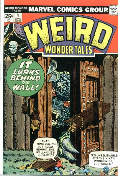 Weird Wonder Tales Vol 1 4