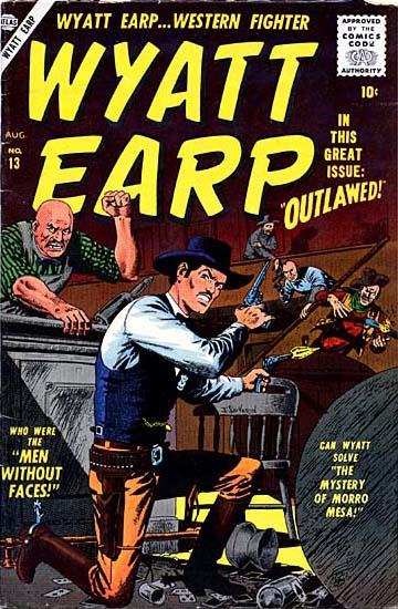 Wyatt Earp Vol 1 13