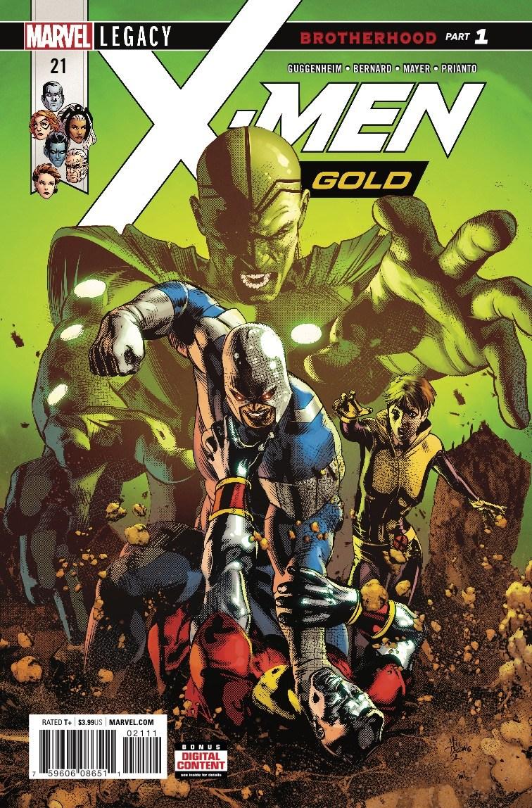 X-Men: Gold Vol 2 21