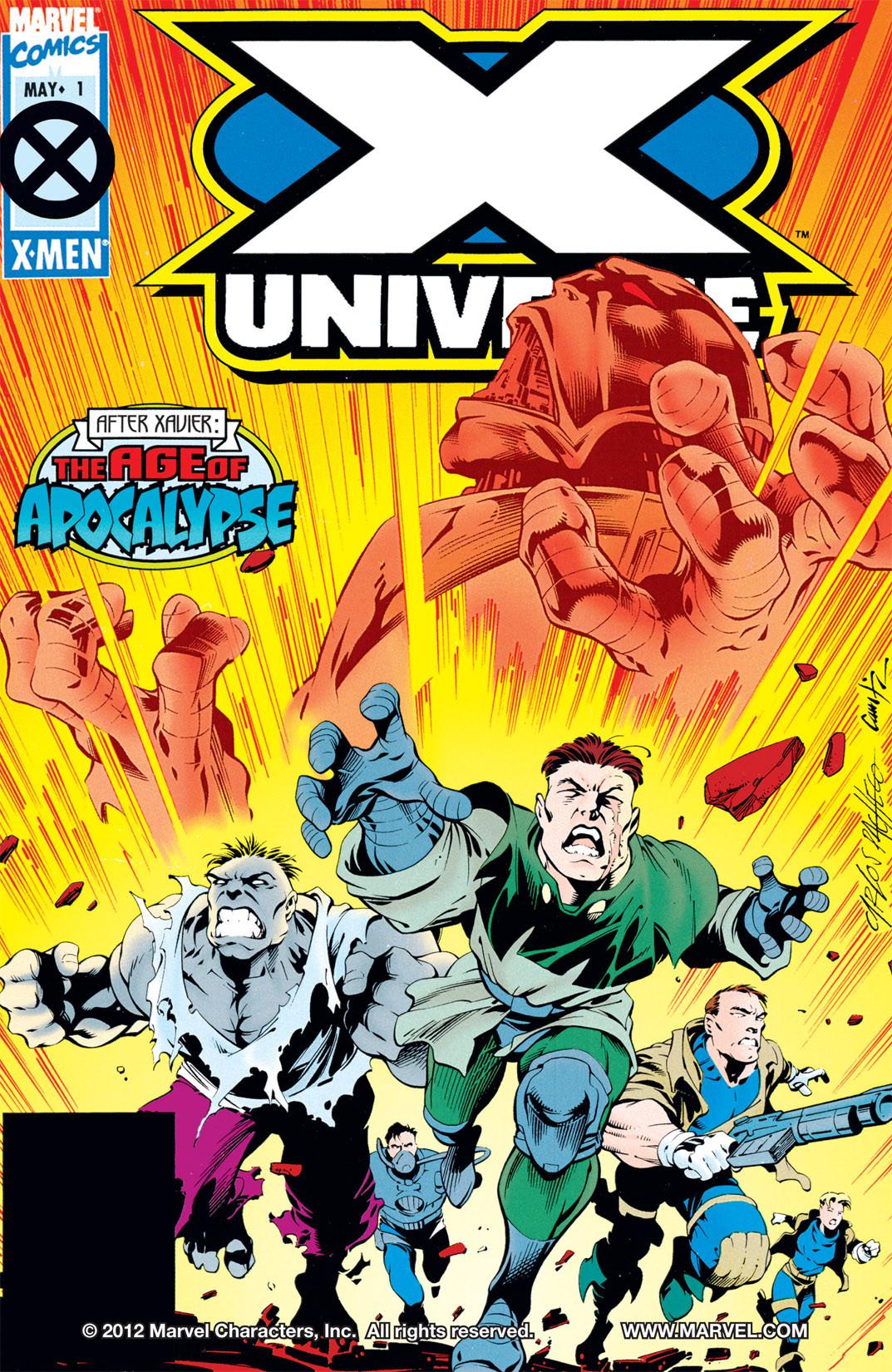 X-Universe Vol 1 1