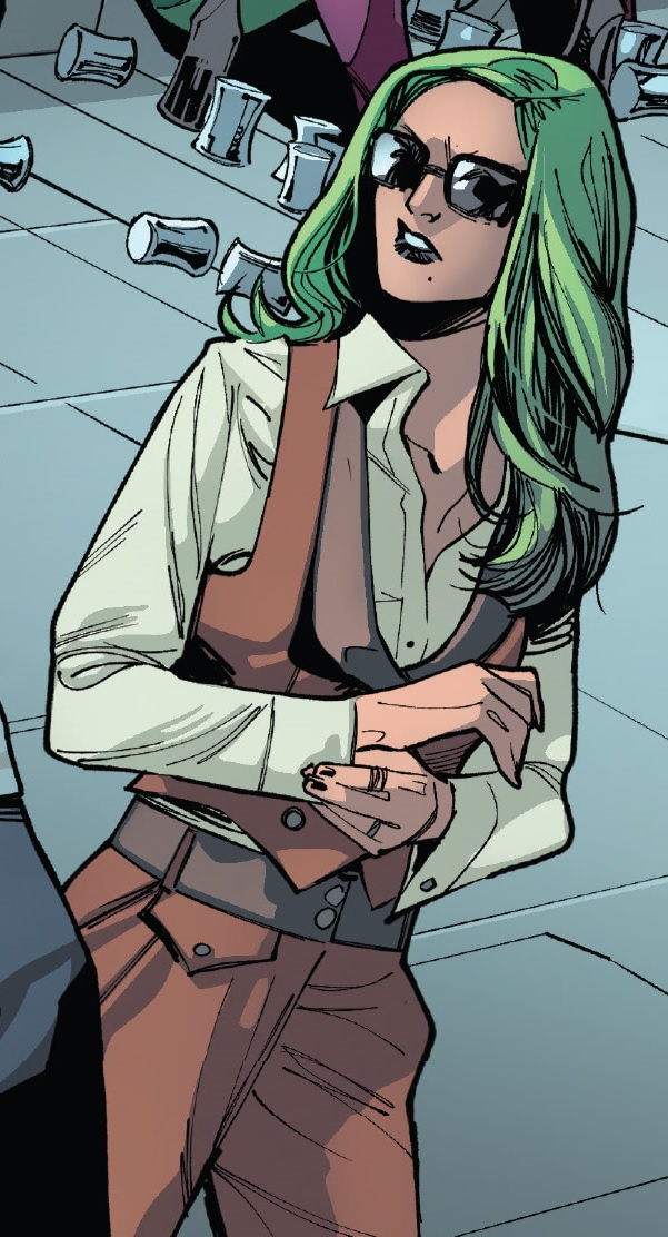 Abigail Brand (Earth-616)
