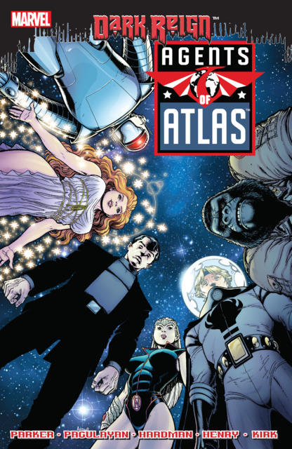 Agents of Atlas TPB Vol 2 1: Dark Reign