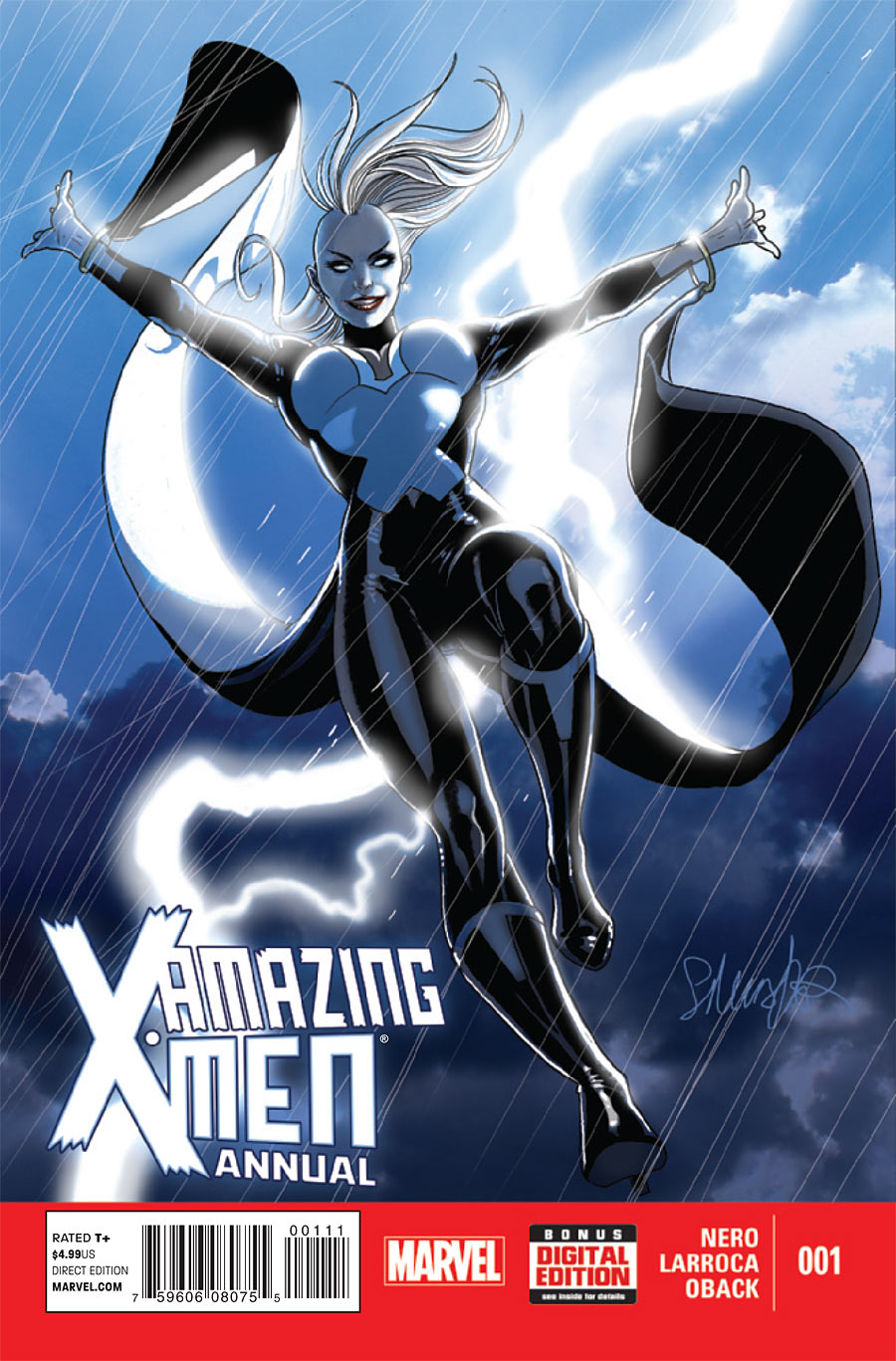 Amazing X-Men Annual Vol 2 1