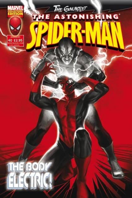 Astonishing Spider-Man Vol 3 40