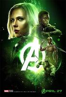 Avengers Infinity War poster 004