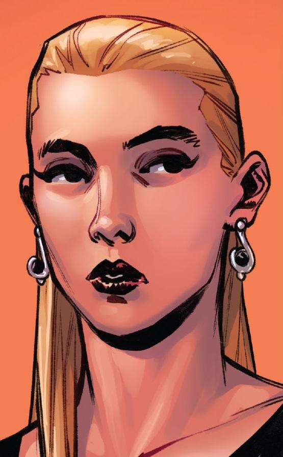 Barbara Sanchez (Earth-616)