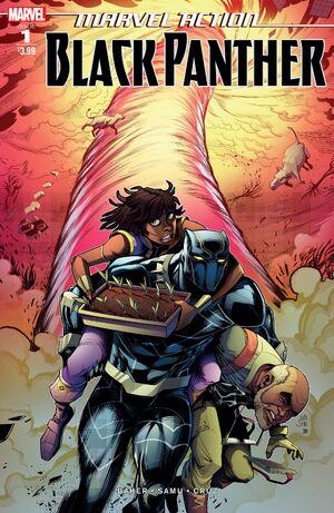 Black Panther (IDW) Vol 1 1.jpg