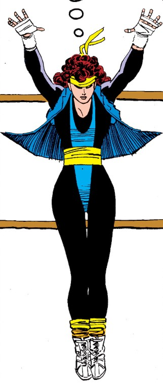 Brandy Ash (Earth-616)
