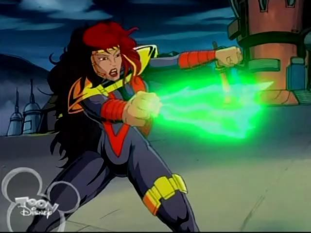 Carmella Unuscione (Earth-921031) from X-Men The Animated Series Season 4 6 001.jpg
