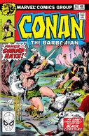 Conan the Barbarian Vol 1 91