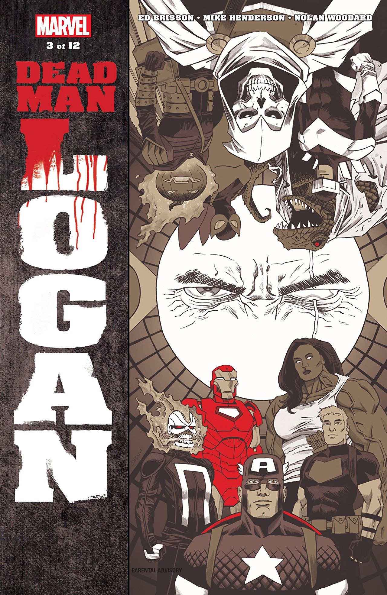 Dead Man Logan Vol 1 3