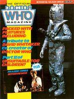 Doctor Who Magazine Vol 1 98