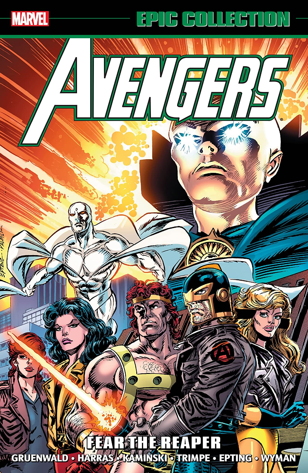 Epic Collection: Avengers Vol 1 23