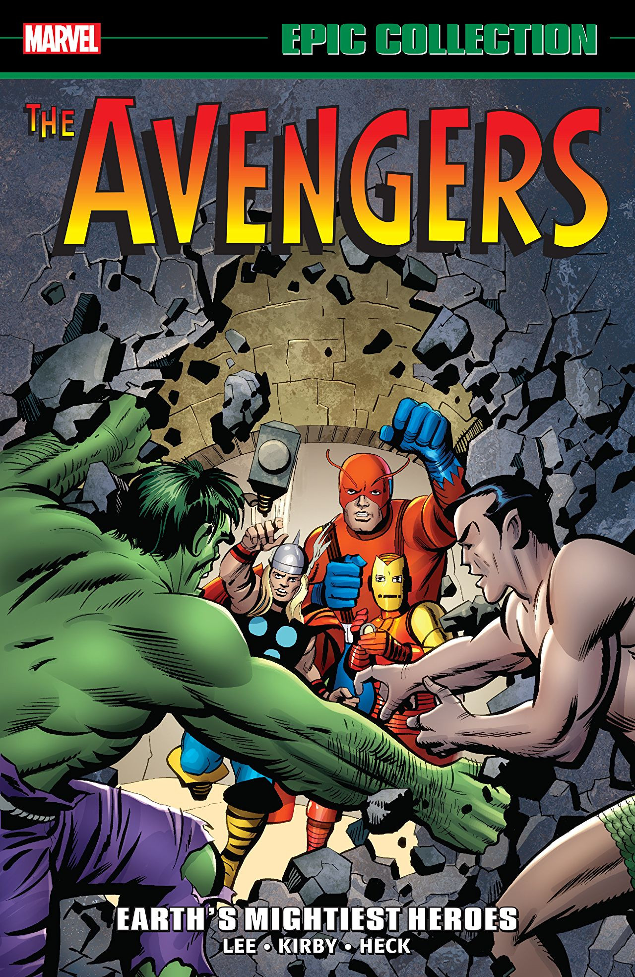 Epic Collection: Avengers Vol 1 1