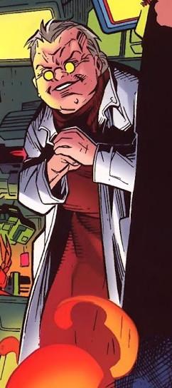 Etta Langstrom (Earth-616)
