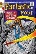 Fantastic Four Vol 1 47