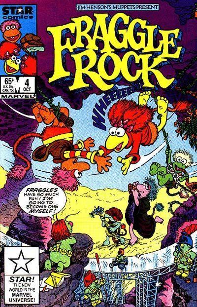 Fraggle Rock Vol 1 4