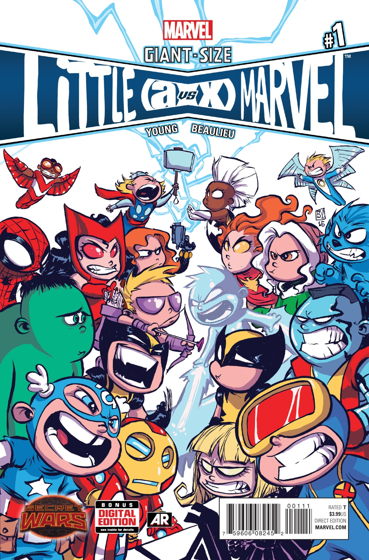Giant-Size Little Marvel: AVX Vol 1 1