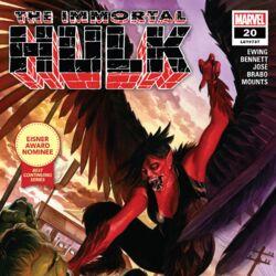 Immortal Hulk Vol 1 20