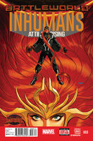 Inhumans Attilan Rising Vol 1 3