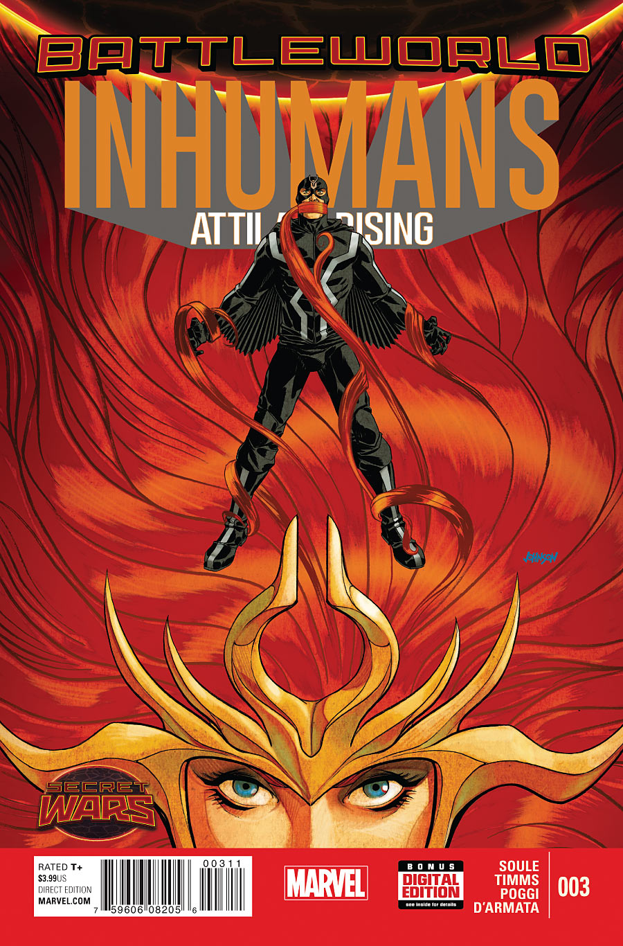 Inhumans: Attilan Rising Vol 1 3