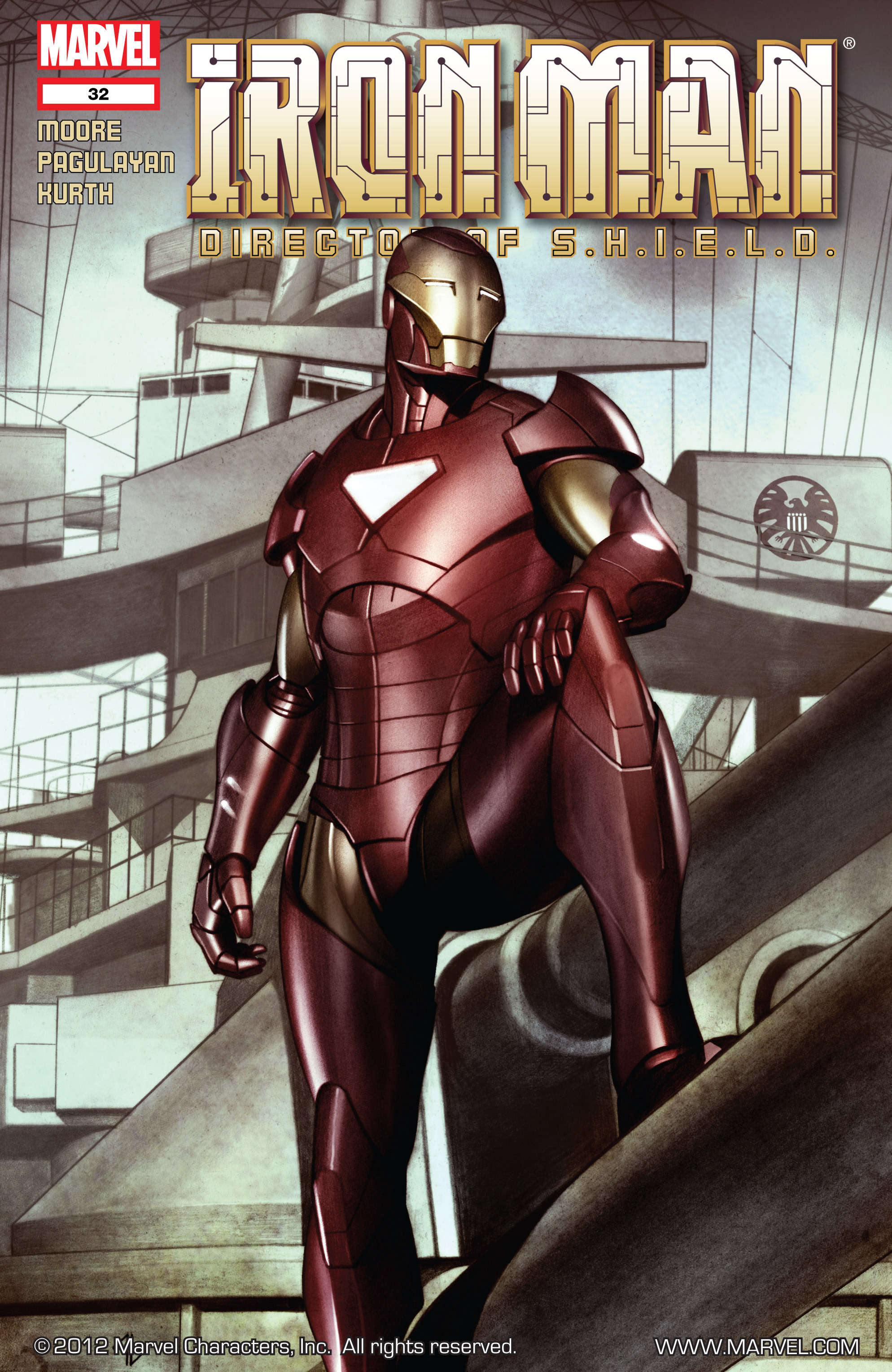 Iron Man: Director of S.H.I.E.L.D. Vol 1 32