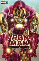 Iron Man Vol 6 2